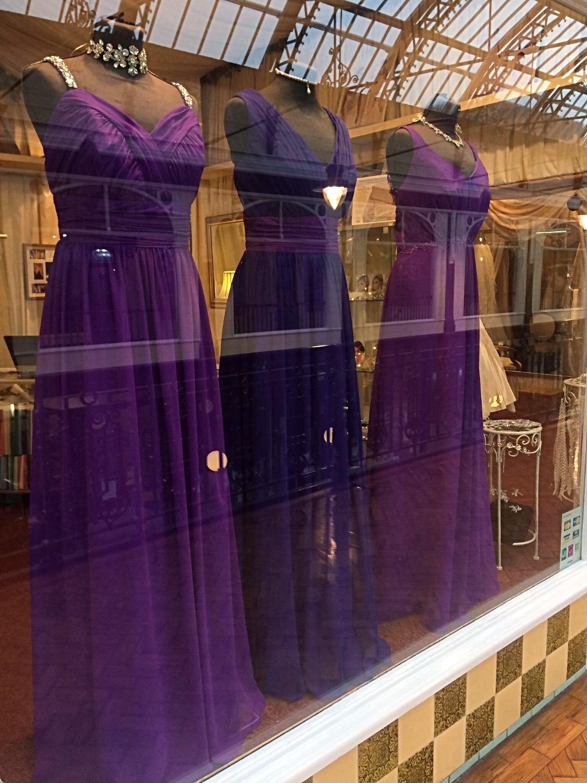 Glitz Ritz Tiaras purple window