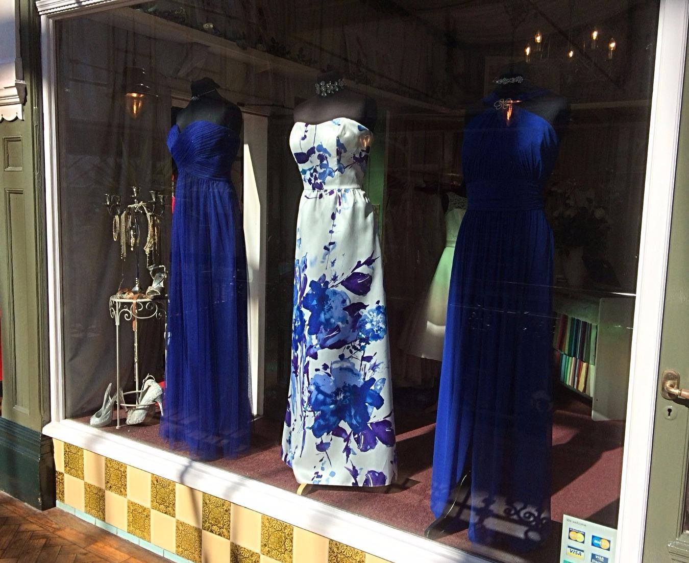 Glitz Ritz Tiaras Blue window
