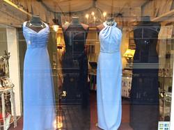 Glitz Ritz Tiaras blues window