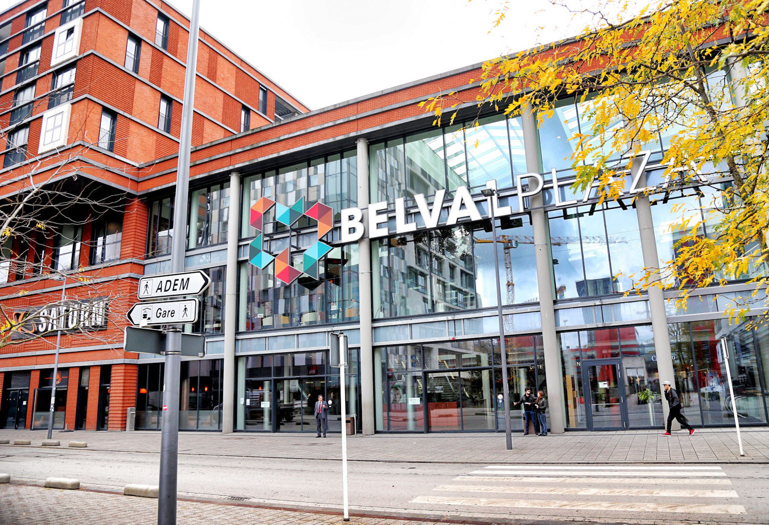 Belval Plaza - Luxembourg