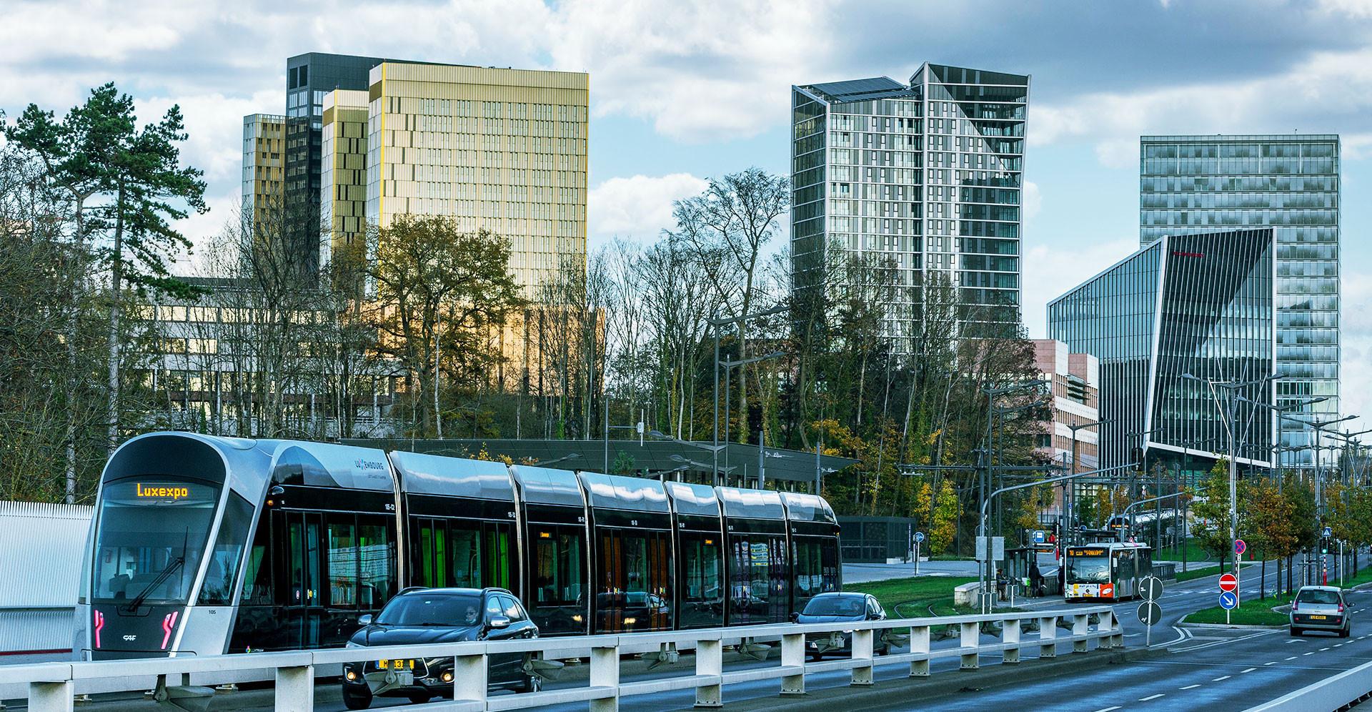 Kirchberg - Luxembourg