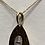Thumbnail: 18k gold pendant and chain