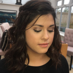 Prom Hair and Makeup Surrey Ashtead