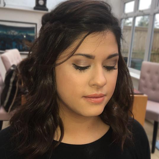 Prom Hair and Makeup Surrey Ashtead