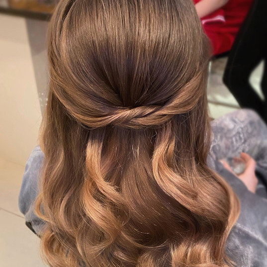 Hair and Makeup Haslemere