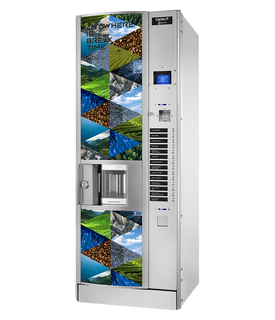 Nápojový automat Canto Plus