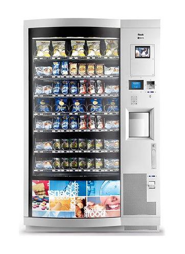 Prodejní automat Rock