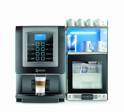 Automat na kávu Koro Prime a Cappuccinatore