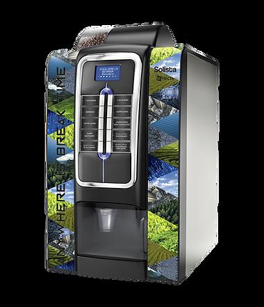 Nápojový automat Solista