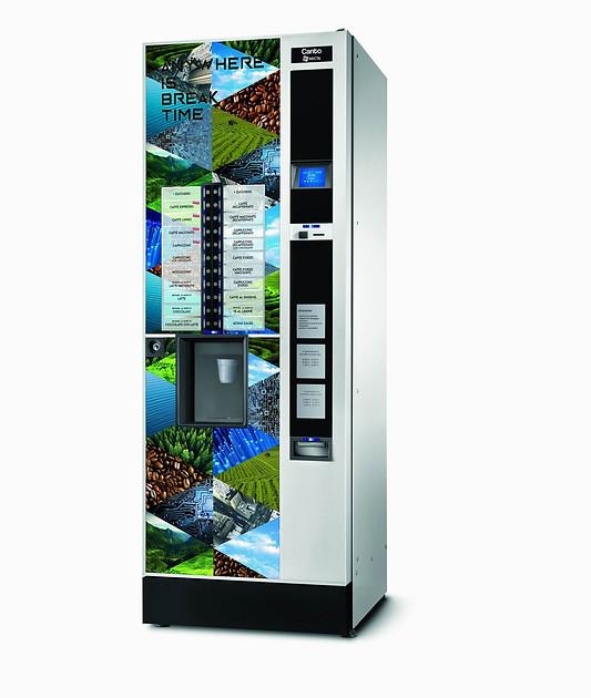 Nápojový automat Canto