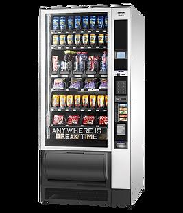 Prodejní automat Samba