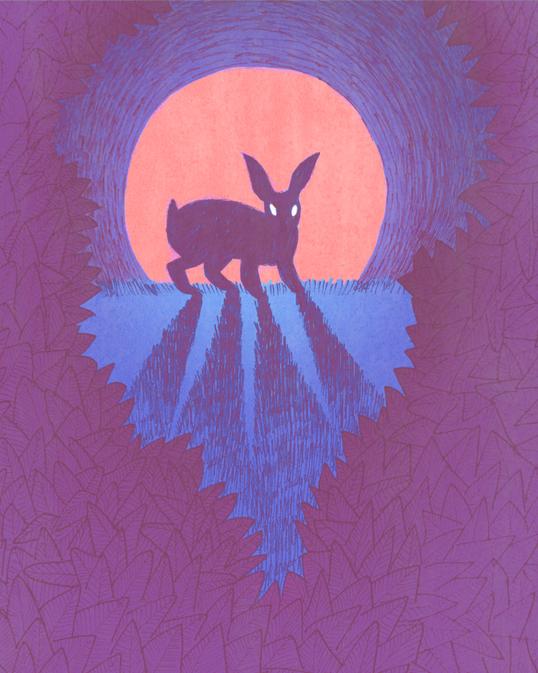 The Black Rabbit of Inle