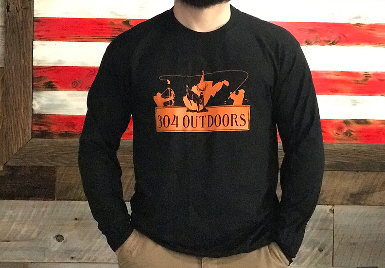 NEW long sleeve 304 t-shirt