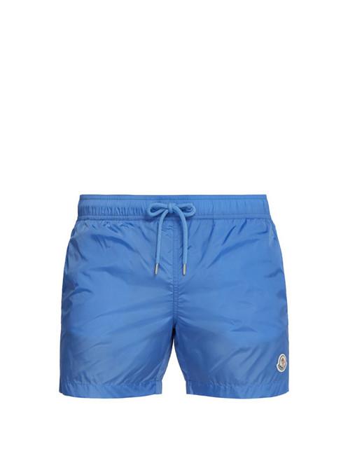 cdf06858c1 Moncler Swim Shorts Light Blue - SOURCING