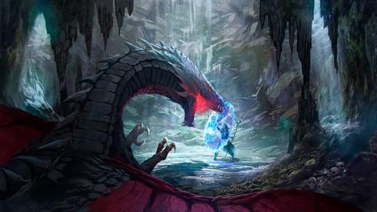 Leon e il drago