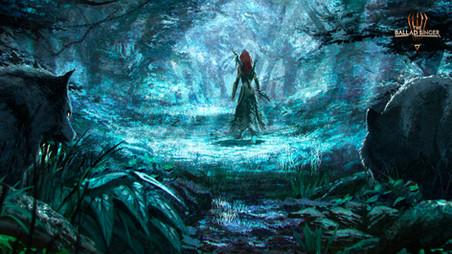 Ancoran, Foresta di Rulath