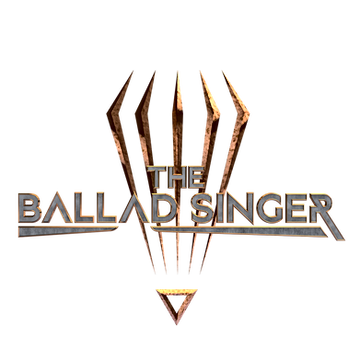 the ballad singer logo