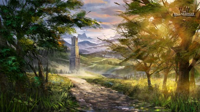 The Balanor tower