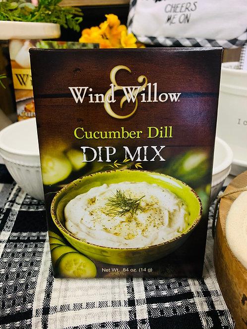 Cucumber Dill Mix