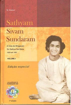 Coleção Sathyam Sivam Sundaram Volume I  - (CAPA DURA)