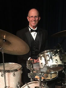 Dennis Allard, Percussionist, Drums, Virginia Symphony Big Band Jazz