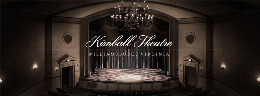 The Kimball Theater, Williamsburg, Virginia