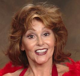 Pam Wineapple, Featured Vocalist, Veteran Broadway Professional.