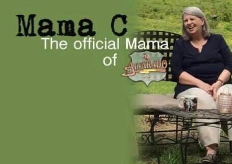 Hello from Mama C….
