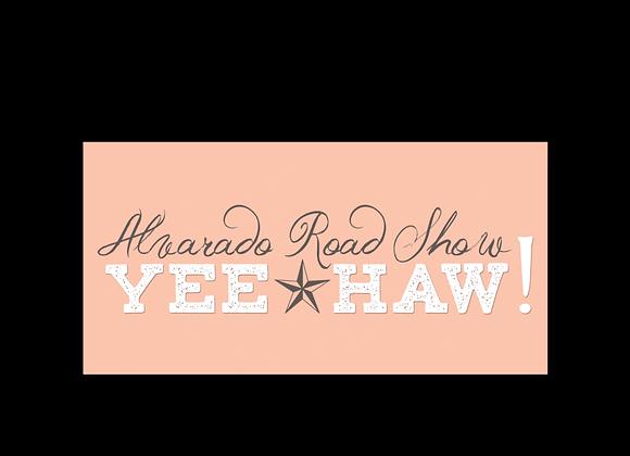 Yee Haw - Sticker