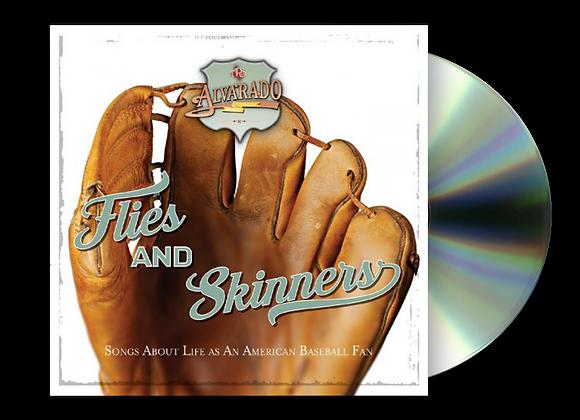 Flies and Skinners - CD