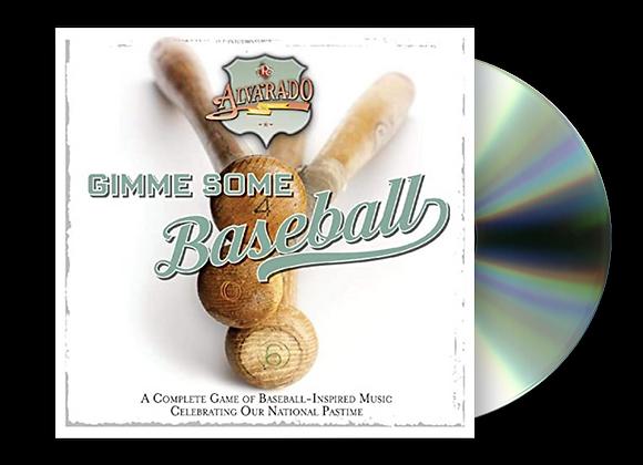 Gimme Some Baseball - CD