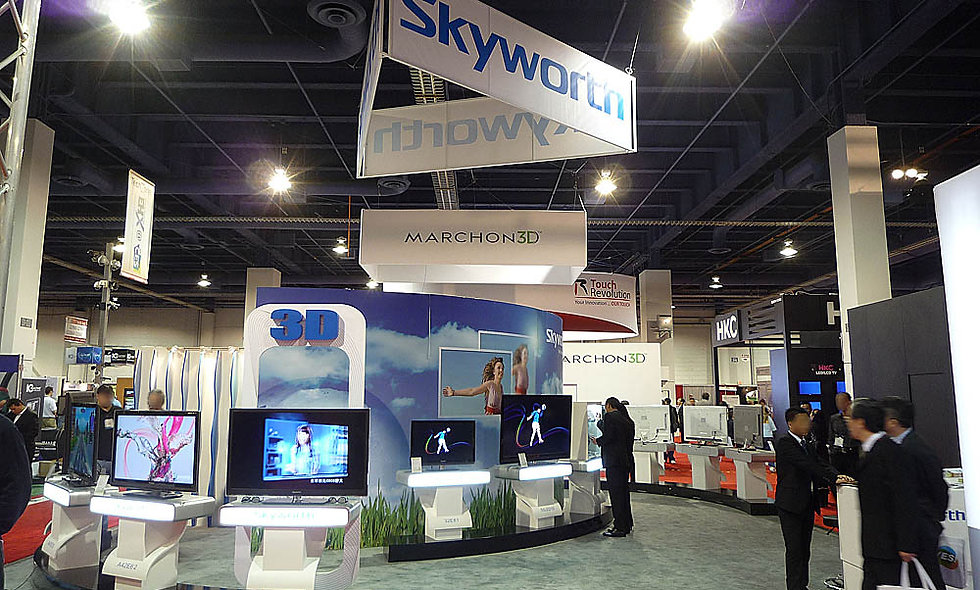 Skyworth, CES Las Vegas