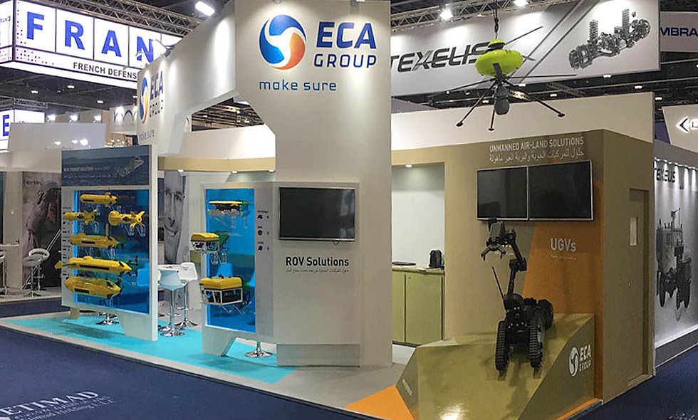 ECA Group, NAVDEX, Abu Dhabi