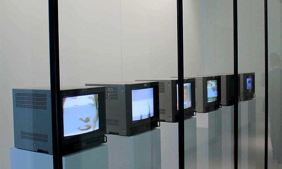 Hung's Video Art Piece Exhibition, Hong Kong