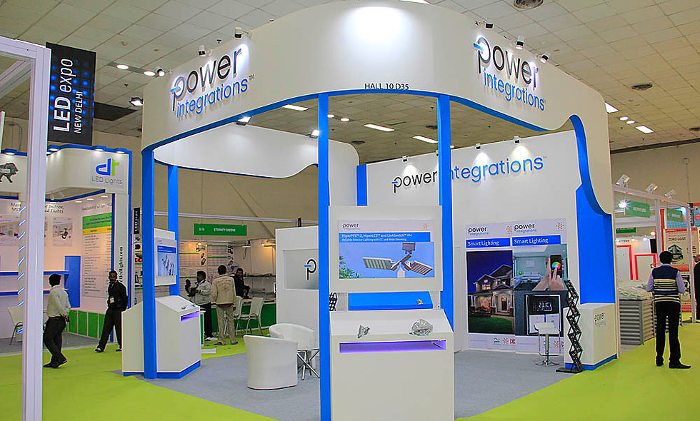 Power Integrations, LED Expo Delhi
