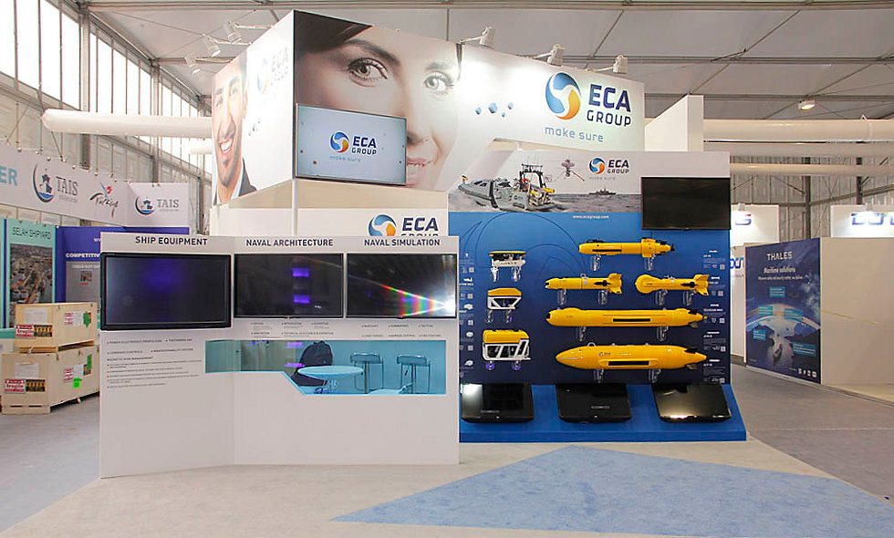 ECA Group, IDEX, Abu Dhabi