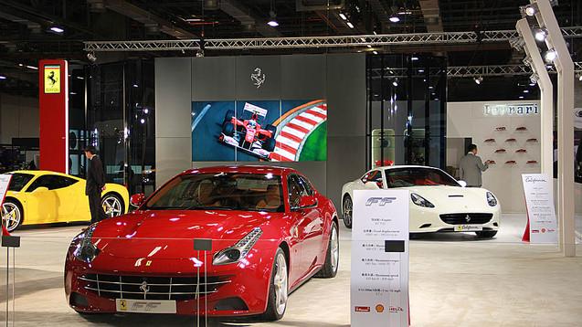 Ferrari, Top Marques Macao