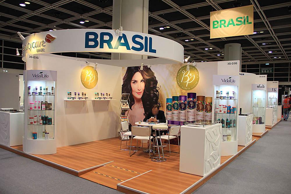 Brazil Pavilion, Cosmoprof Asia Hong Kong