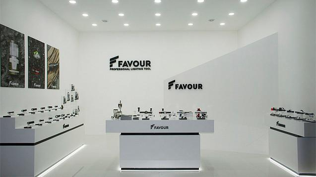 Favour, ISPO Munich