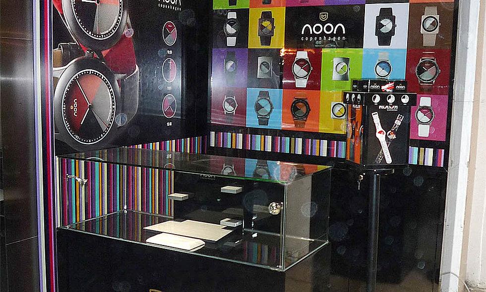 Noon Copenhagen Shop-in-shop, Hong Kong