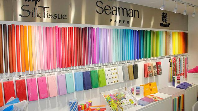 Seaman Paper Showroom, Hong Kong