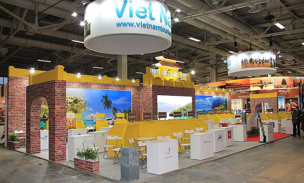 Vietnam Pavilion, ITB Berlin