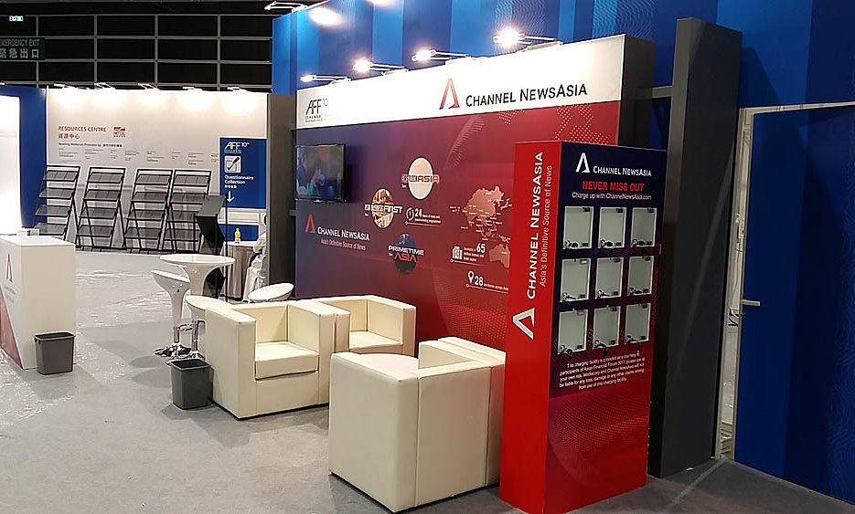 Channel New Asia,  AFF Hong Kong