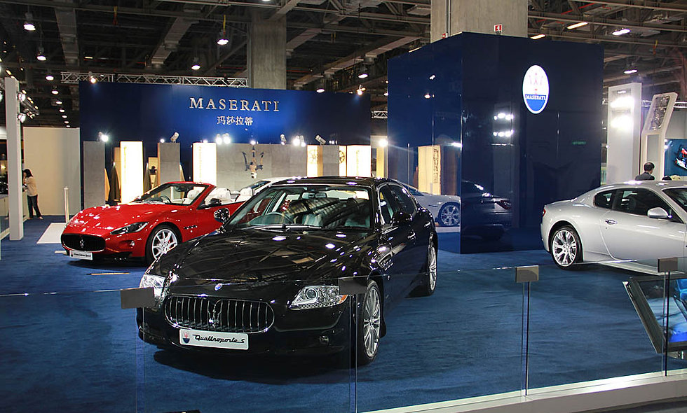 Maserati, Top Marques Macao