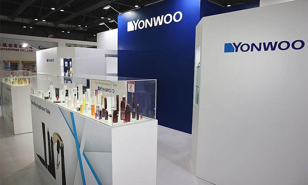 Yonwoo, Cosmoprof Asia Hong Kong