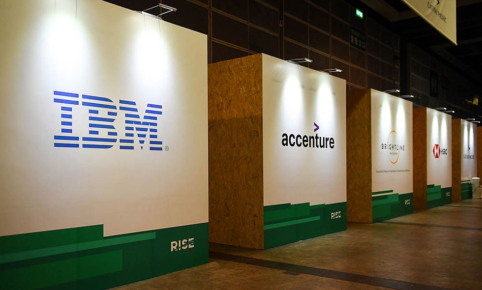 IBM, RISE Conference Hong Kong