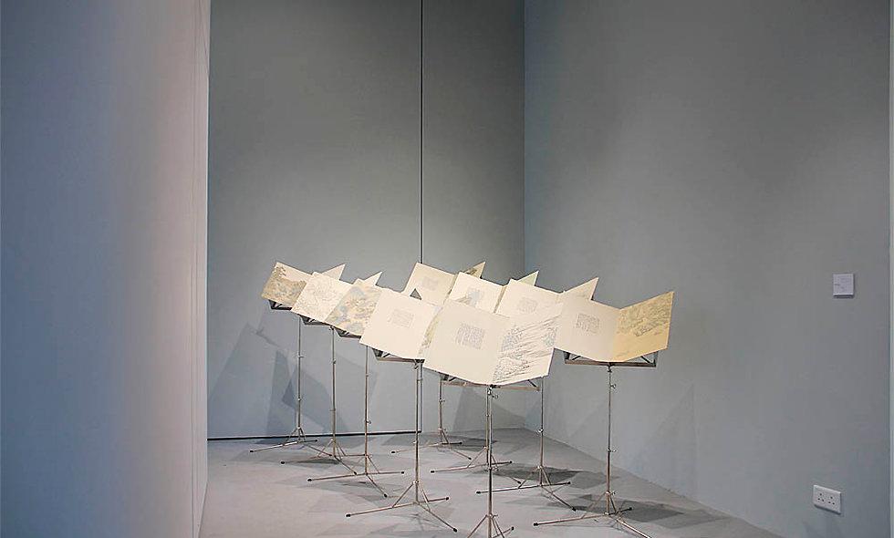 Peng's Juxtapose Exhibition, Hong Kong