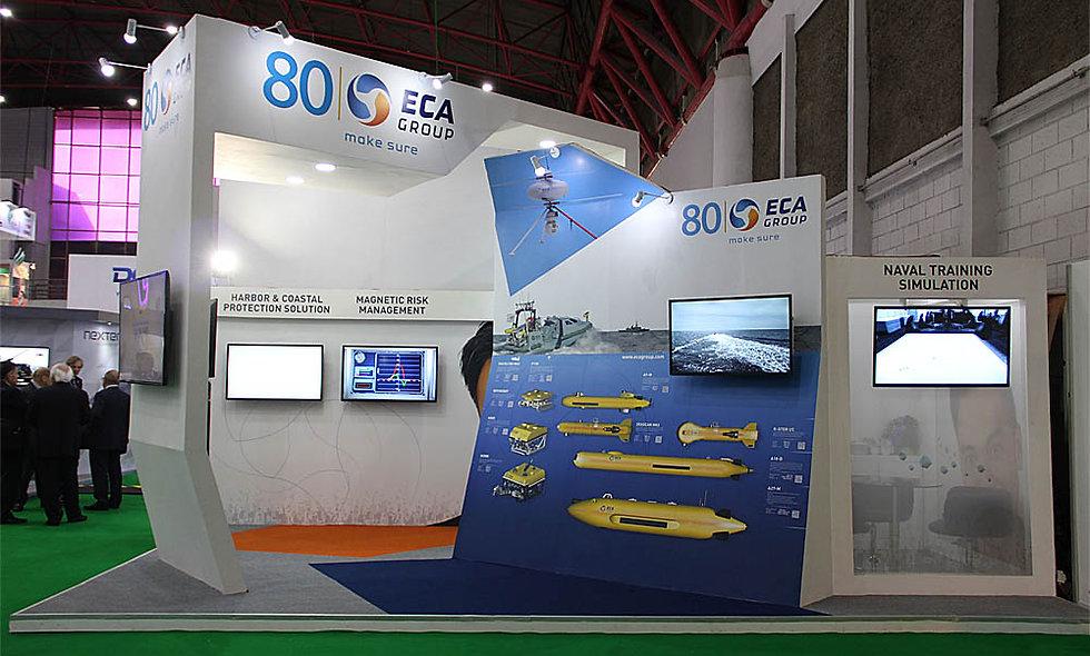 ECA Group, IDEX, Abu Dhabi
