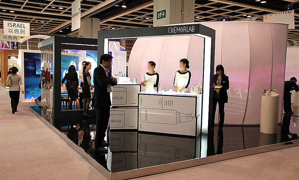 Cremorlab, Cosmoprof Asia Hong Kong