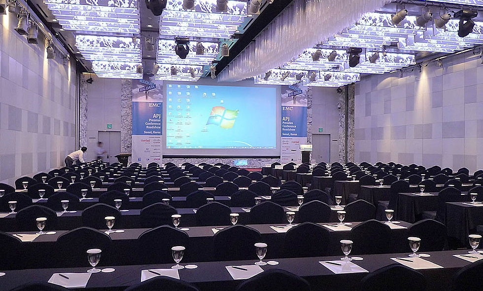EMC APJ Presales Conference, Seoul